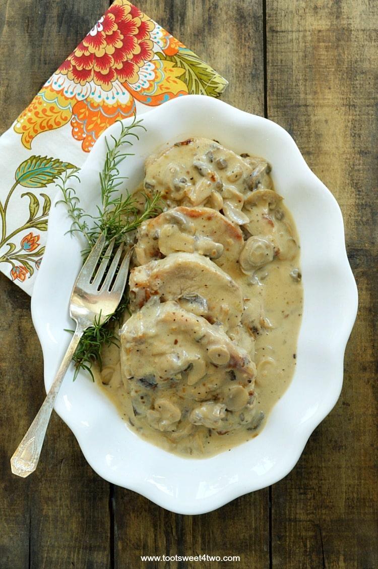 easy pork chop recipes cream of mushroom No-Fail Easy Cream of Mushroom Pork Chops