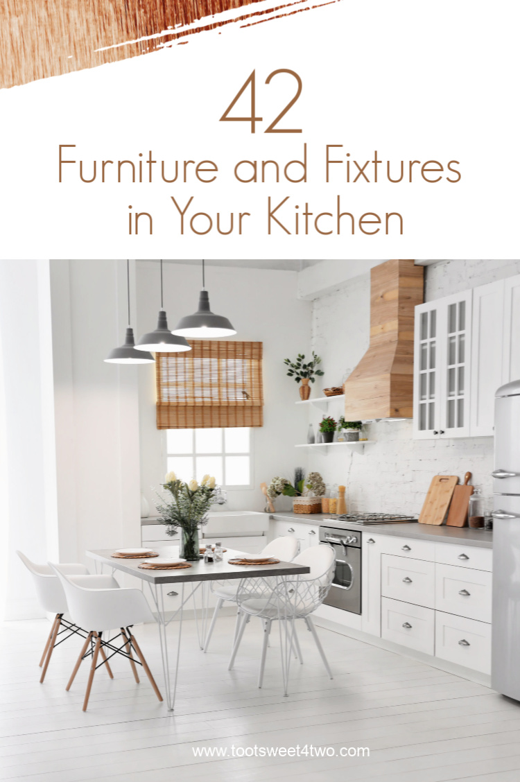 5 Furniture and Fixtures in Your Kitchen + Amazing Kitchen Home