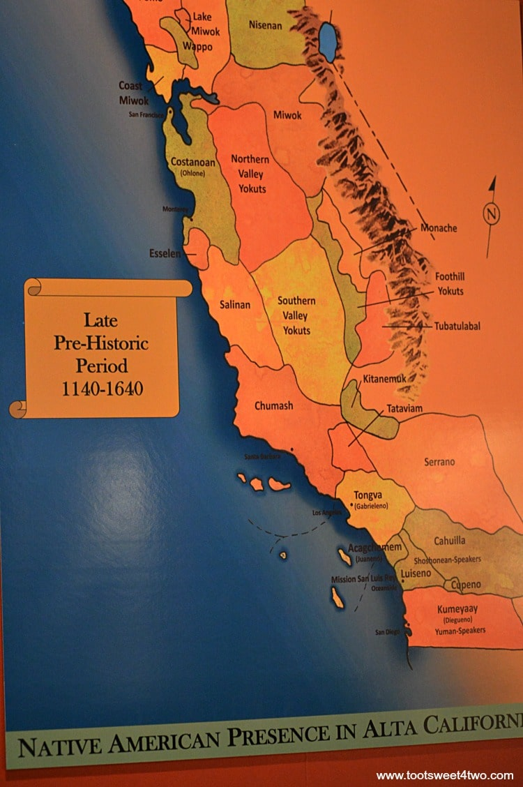Map of Native American Tribes from 1140 to 1640 in Alta ... Map Of Luis on map of rumbek, map of wu, map of siu, map of chicago,