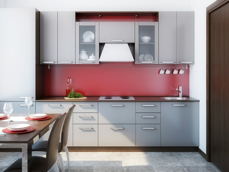 9 Top Kitchen Decor Trends Red Backsplash Toot Sweet 4 Two